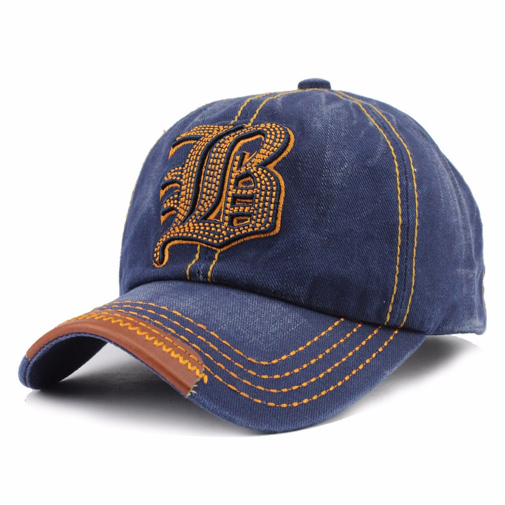 Cotton-Embroidery-Letter-W-Baseball-Cap-Snapback-Caps-Bone-Sports-Hat-Distressed-Wearing-Style-Outdoor-Hat (5)