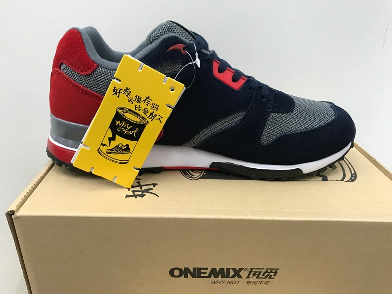 ONEMIX Men Retro 750 Running Shoes Rubber Leather Sport Women Trainers Sneakers Breathable Female Walking Jogging Shoes EU 36-44 27