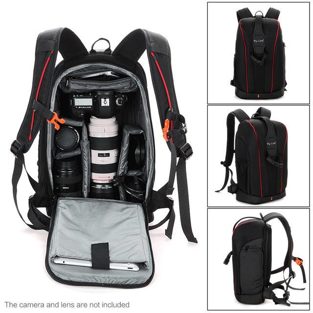 Water-resistant DSLR Backpack DSLR Camera