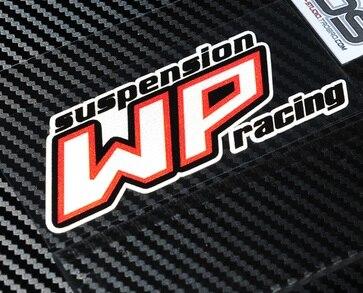 Высокое качество для WP гоночный автомобиль светоотражающие наклейки и наклейки модифицированные аксессуары