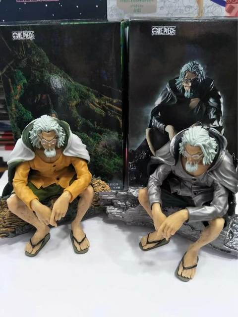 One Piece Rayleigh Action Figure