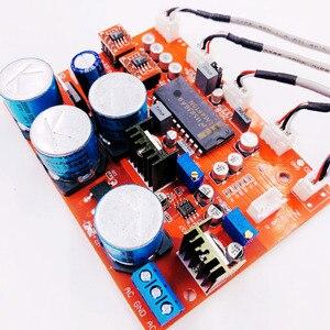 Image 3 - LM4610 Stereo HIFI Pre amp Preamplifier Tone Board Audio Amplifier OP275 OPAMP Volume Tone Control