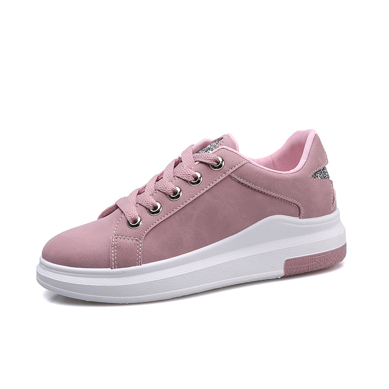2018 Spring Women New sneakers Autumn Soft Comfortable Casual Shoes Fashion Lady Flats Female shoes for student