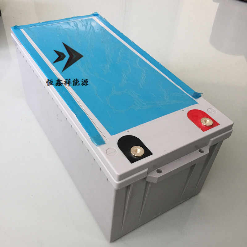 12V 200AH 2200W Power Lithium Battery Pack BMS Built 200A Protection Shipping Machine RV Battery Long Time Deep Cycle