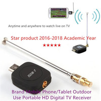 ISDB T D203 Portable Mobile Live TV Streaming HDTV For Android Phone Tablet For South America