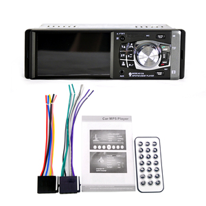 Image 4 - 4012B 1Din 12V 4.1inch Radio Tuner BT  MP4/MP5 Vehicle player Vehicle MP5 multifunctional player BT MP3 player
