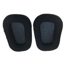 1Pair Replacement Comfort Earpads Cushion For Logitech G933 G633 Artemis Spectrum Surround Gaming Headset Over Ear Headphones