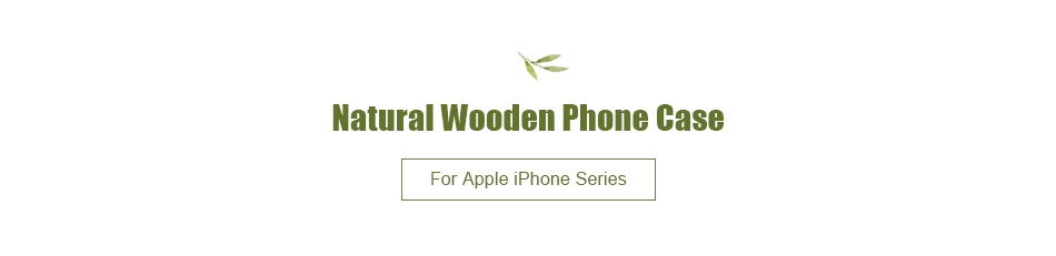 For iPhone 7 iPhone 7 Plus Case Natural Bamboo Wooden Phone Cases For iPhone 6 6S Plus 6 Plus (1)