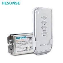 Frete grátis HS-QA022 Dois Canais RF Interruptor de Controle Remoto Digital Sem Fio adequado para 220V e 110V