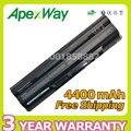Apexway 4400 мАч Аккумулятор Для Msi BTY-S14 BTY-S15 CR650 GE620DX CX650 FR400 FR600 FR620 FR700 FR610 FX400 FX420 FX603 FX60 FX610