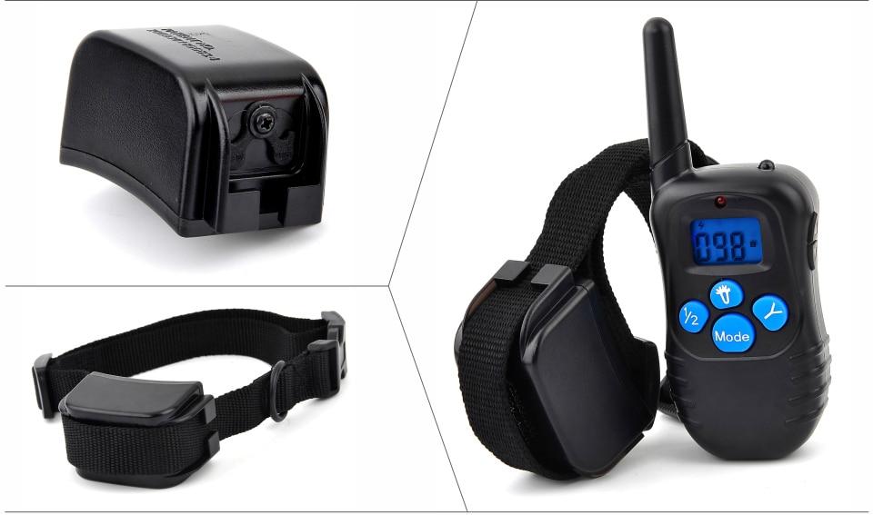 11th Dog Electric Collar PET998DRB