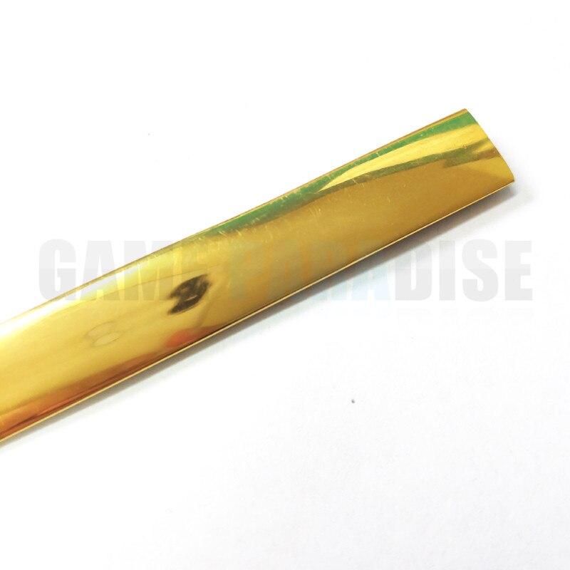 Золотая Т-образная форма для аркадных игр или машин для маме, длина 20 футов, 6 метров, ширина 5/8 футов, 16 мм