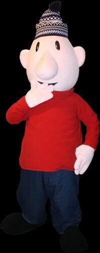 Haute qualité Pat un tapis mascotte Costume dessin animé personnage mascotte Costume mascotte taille adulte