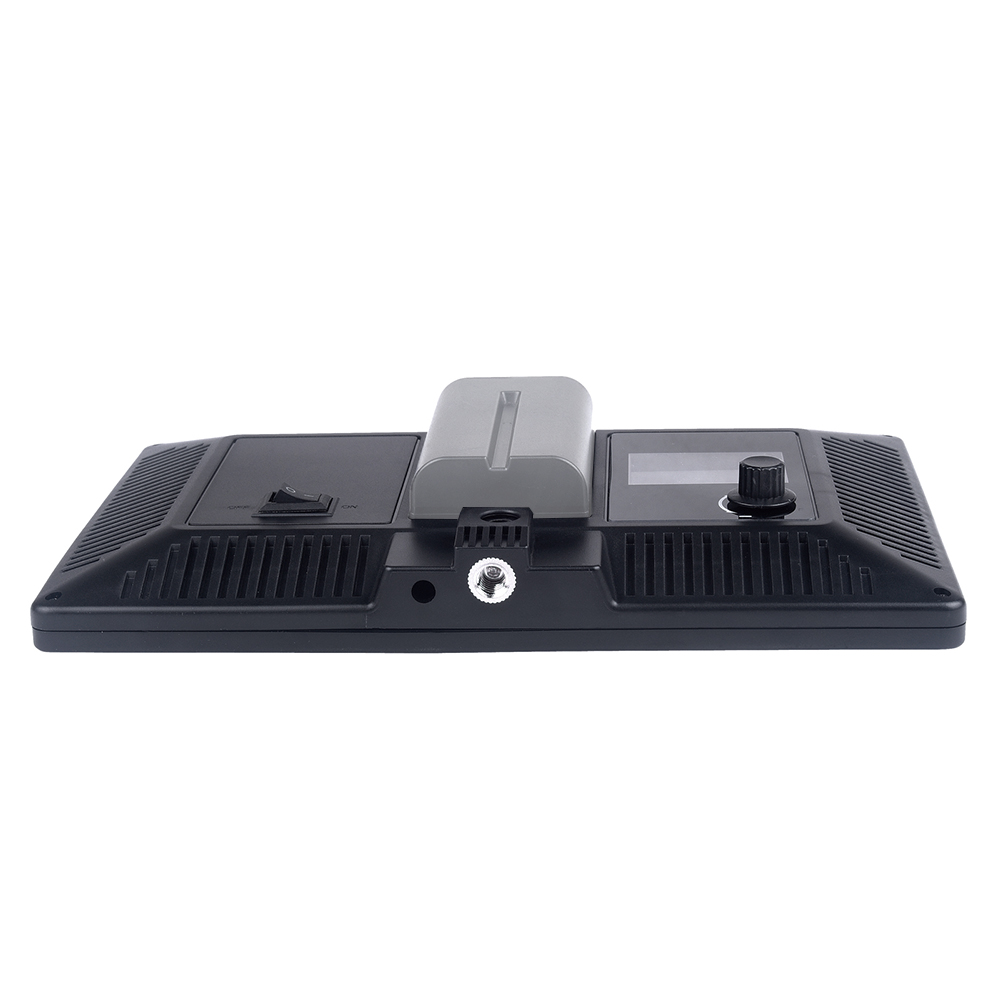 Viltrox L116T LED-videolampje Ultradunne LCD bi-color & dimbare DSLR - Camera en foto - Foto 4