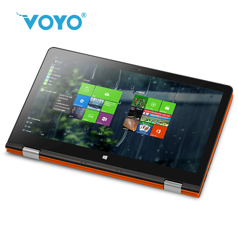 11.6 Inch VOYO VBOOK A1 Celeron Laptop N3450 APLLO LAKE 360 YOGA 2 in 1 4G Tablet PC 4G RAM 120G ROM SSD Camera BT handwriting