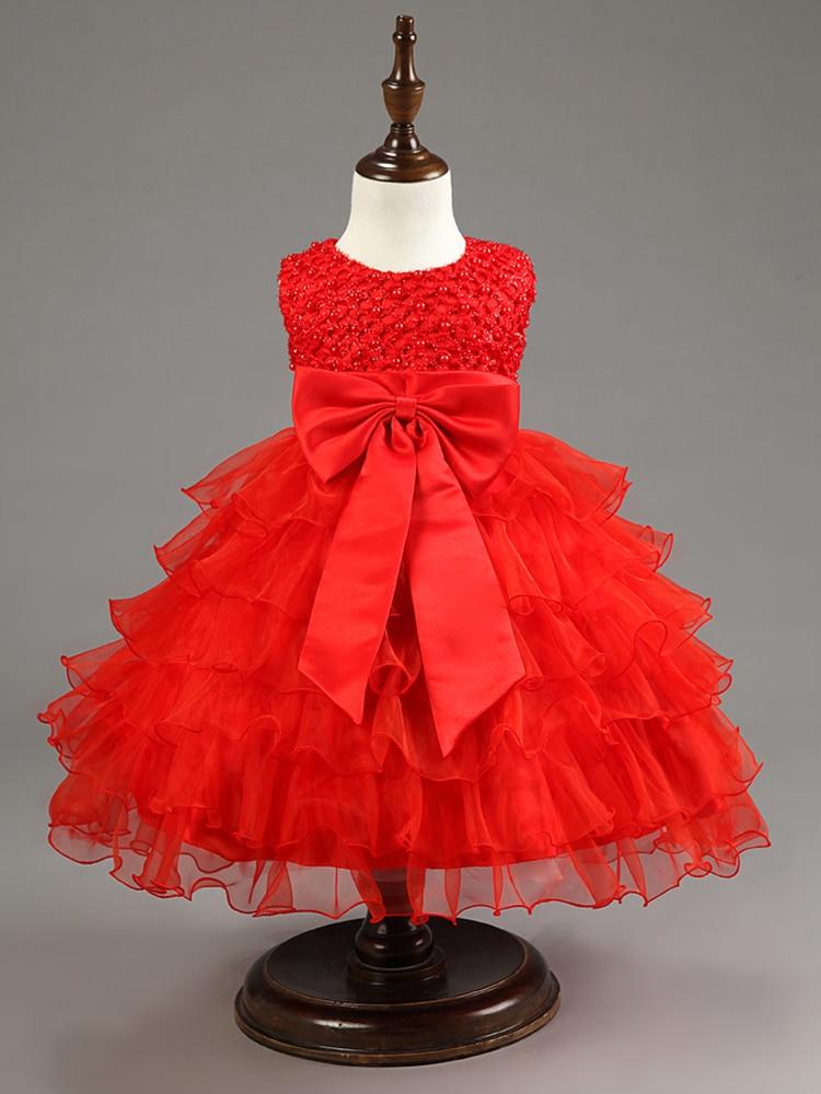 1ef0ac8cc New Fashion Summer Style Newborn Baby dresses Girls for Wedding ...