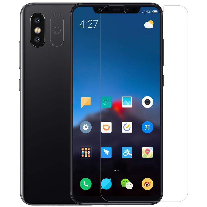 համար Xiaomi Mi 9 Lite Mi9T Mi9 Mi8 ապակե Nillkin 9H HD - Բջջային հեռախոսի պարագաներ և պահեստամասեր - Լուսանկար 3