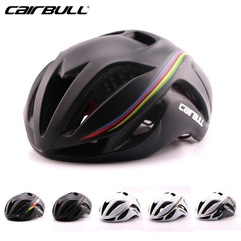 Spor ve Eğlence'ten Bisiklet Kaskı'de CAIRBULL erkek bisiklet yol dağ bisiklet kaskı Capacete Da Bicicleta bisiklet kask MTB bisiklet kask bisiklet 56 62 title=