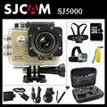Оригинал SJCAM SJ5000 Действие Камера 1080 P Full HD Спорт DV Гироскопа 2 дюймов ЖК-SJ 5000 Видеокамеры Дайвинг 30 м Водонепроницаемый CAM NTK96655