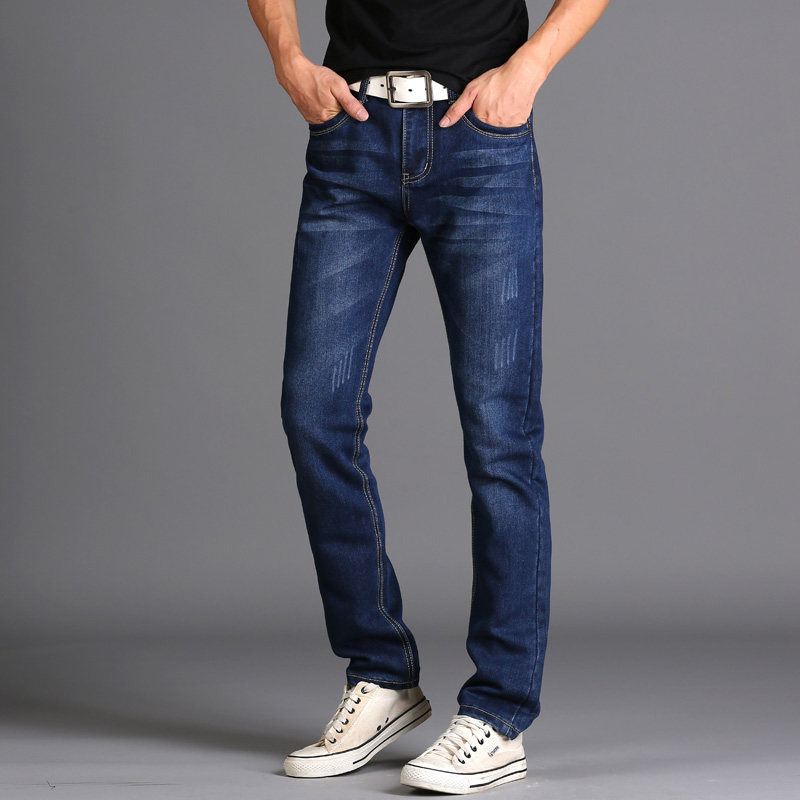 New Men's Fashion Hot Jeans For Young Men 3
