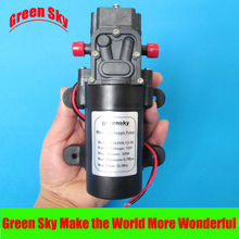 Hot Selling DC12V 30W water pressure booster pump for car wash