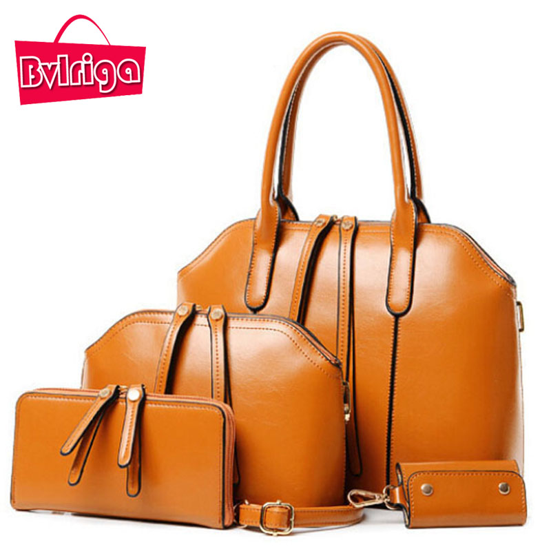 BVLRIGA Women Messenger Bag Luxury Handbag High Quality Women Bag Designer Purse