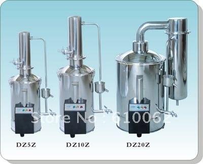 Auto-Control Electric Water Distiller, Water Distilling Machine, Distilled Water, 5L/h
