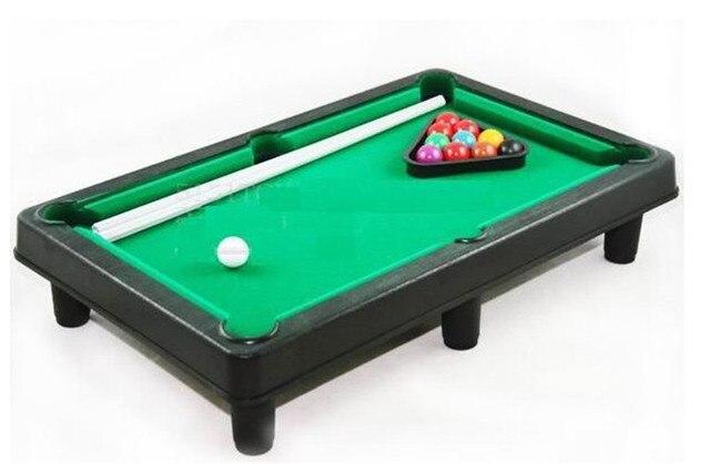 Mini Desktop Pool Table Portable Pool Table Kids Educational Toys Children's  Billiard Table Game Table Recreation