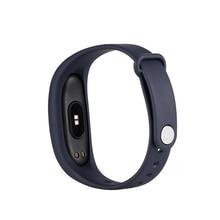 Смарт-браслеты DS3 браслет монитор сердечного ритма 2016 фитнес-трекер крови Давление смарт-браслет для IOS 7.0 Android 4.0