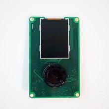 PortaPack için HackRF bir 1 MHz 6 GHz SDR alıcı ve transfer AM FM SSB ADS B SSTV amatör radyo