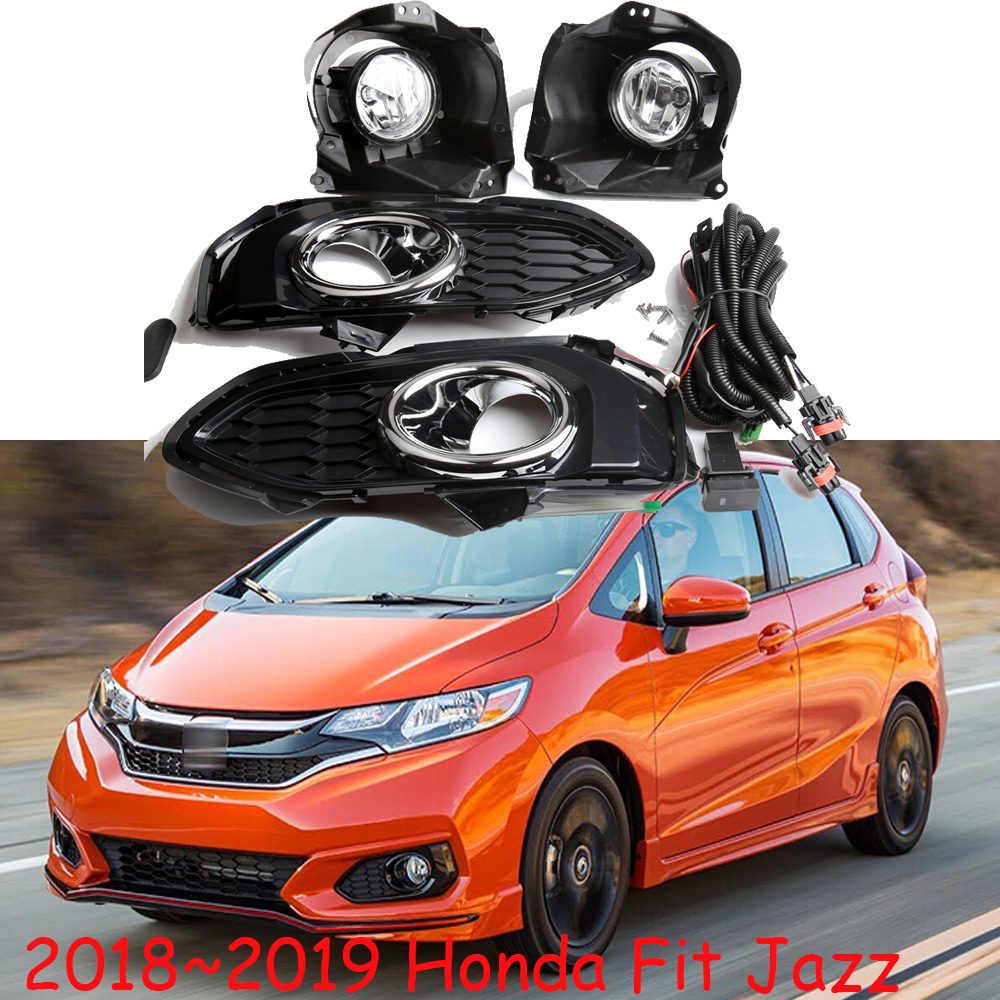 US version,Jazz Fit fog light,2018~2019,Free ship!Jazz Fit rear light,Crosstour,CRX,CR-Z,insight,MDX,Jazz Fit headlight одеяла mona liza одеяло joyce легкое 140х205 см
