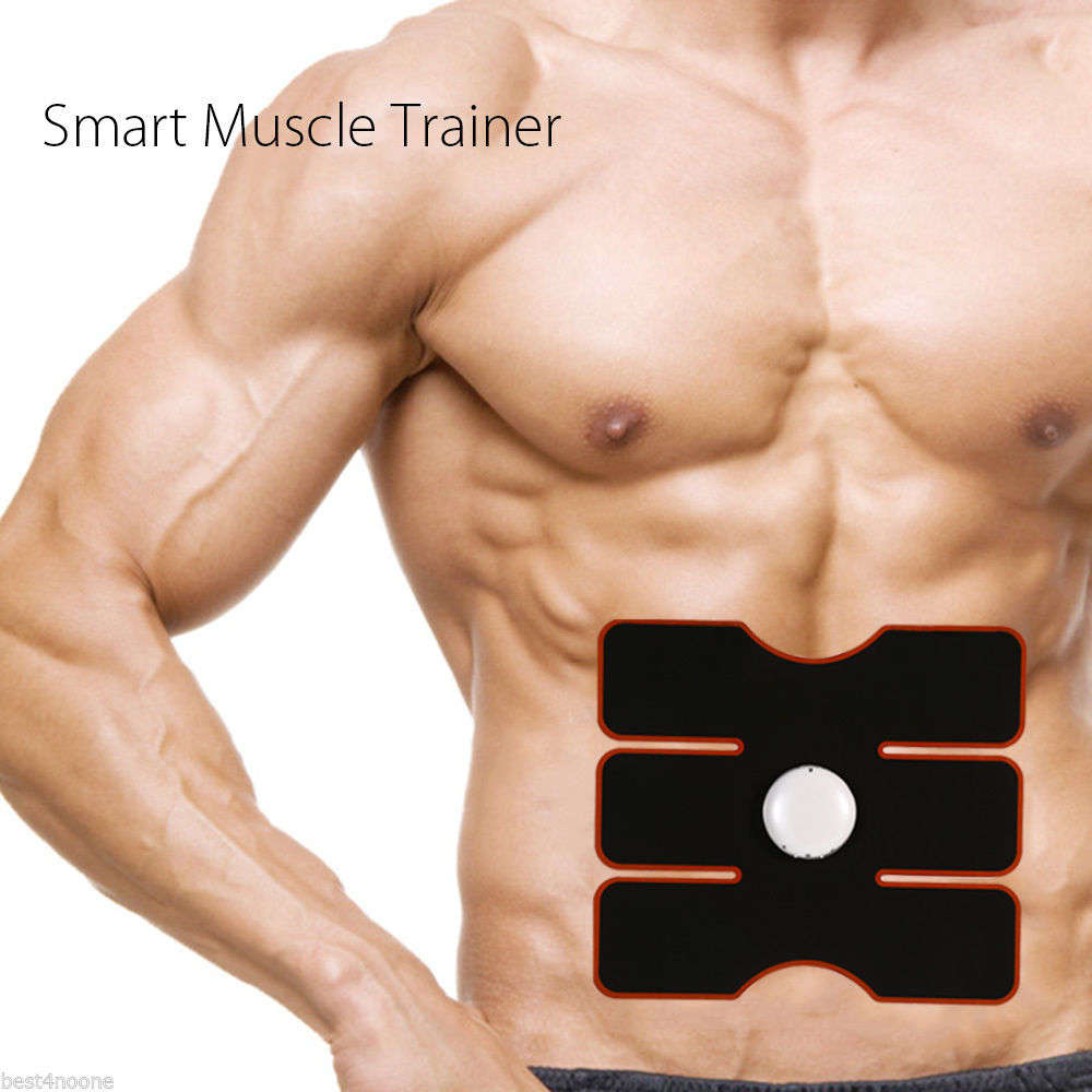 Brand Abdominal Exerciser Machine ABs Gymnic Multi-Function Abdominal Muscles Intensive Training Electric Slimming Outdoor Sport