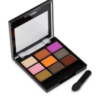 9 Color Art Mineral NUU Eye Shadow Pearl Matte Prevent Makeup Eyeshadow