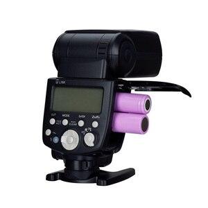 Image 3 - Yongnuo YN560Li ليثيوم بطارية GN58 2.4G اللاسلكية ماستر الرقيق فلاش كاميرا Speedlite العالمي لكانون نيكون بنتاكس أوليمبوس
