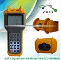 CATV signal level DB meter 5MHz~870MHz free shipping