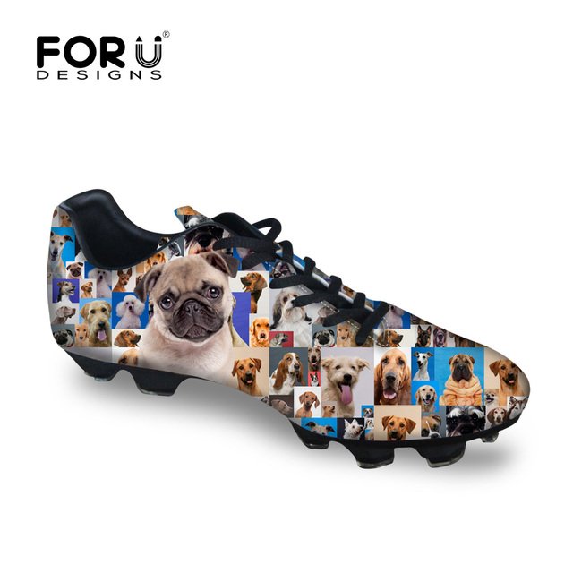 FORUDESIGNS Leisure Sports Shoes Suitable Indoor Comfortable Football Shoes For Boys