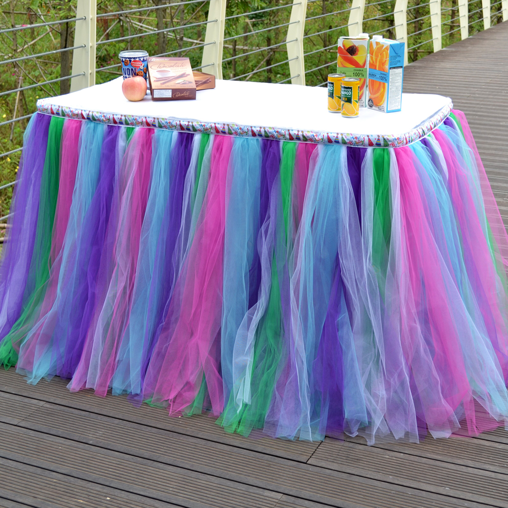 Discount Cloth Table Skirts