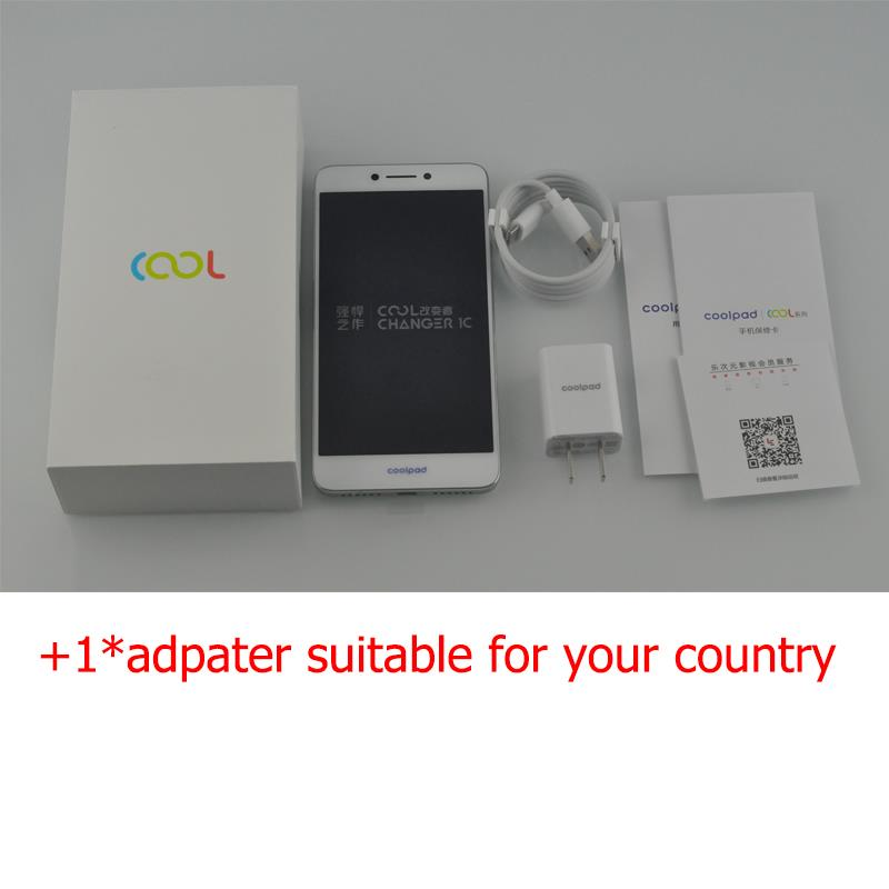 coolpad /LETV Cool Changer 1C not cool 1 Cell Phone 4G LTE 3G Ram 32G Rom  Snapdrag 652 Octa Core 5 5