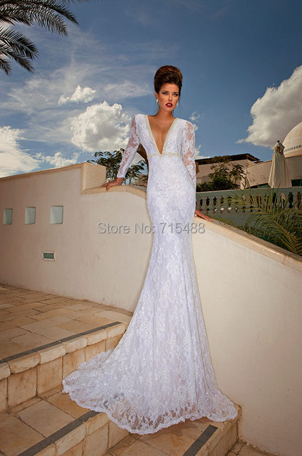 EBay Lace Wedding Dress