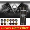 Best OEM Factory Instant Hair Fiber Powder Keratin Fibers Thickening Building Thin Loss Treatment 25g Fuller Refill 9 colors