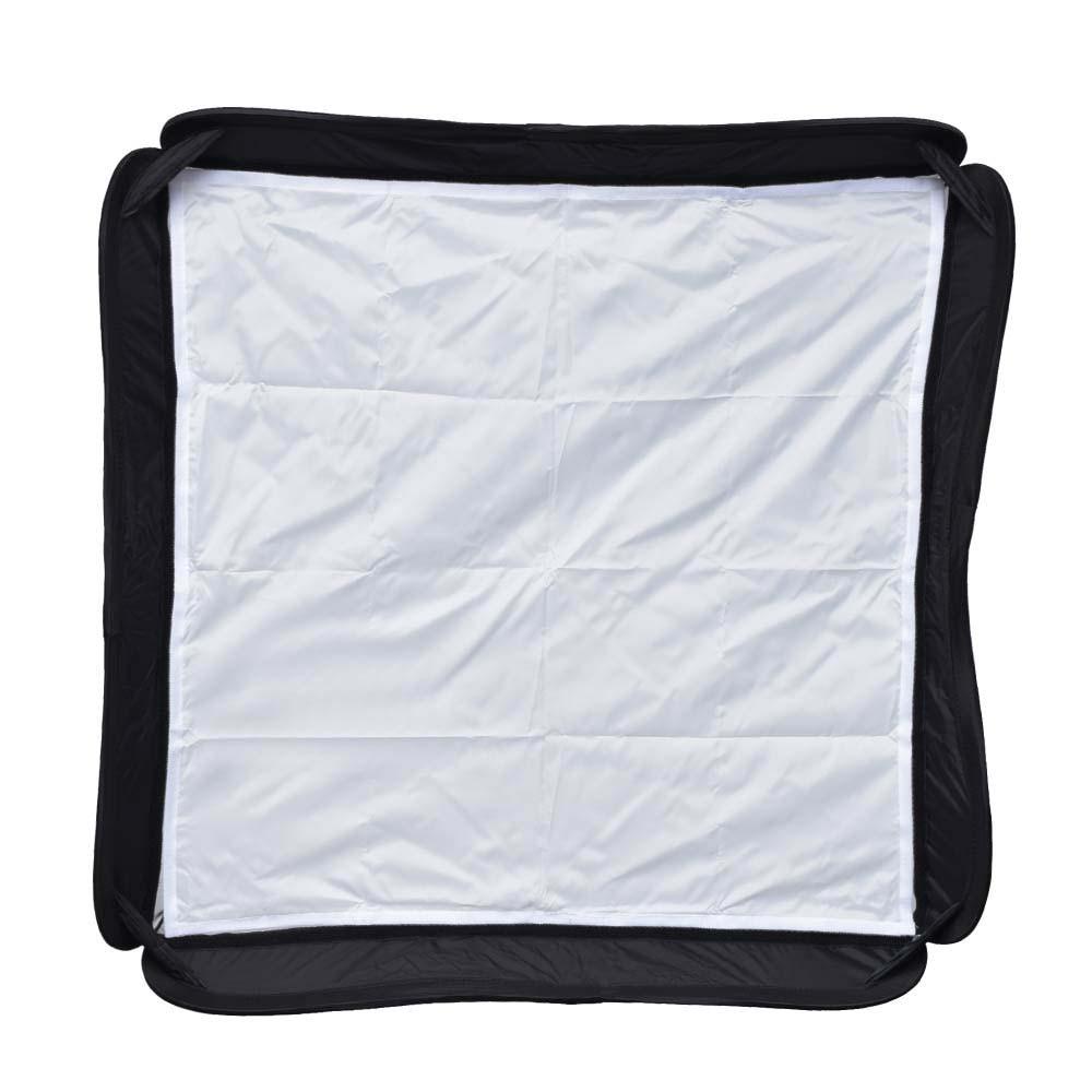 Godox 80 x 80cm Softbox Bag Kit for Camera Studio Flash fit Bowens Elinchrom