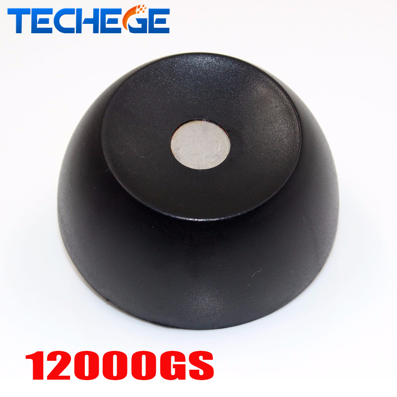 Techege New Super Golf Detacher Security Tag Detacher Golf Tag Detacher EAS Tag Remover Magnetic Intensity 12, 000GS hybon security super golf detacher 15000gs eas tag remover security magnetic detacher clothing tag remover llavero cuerda
