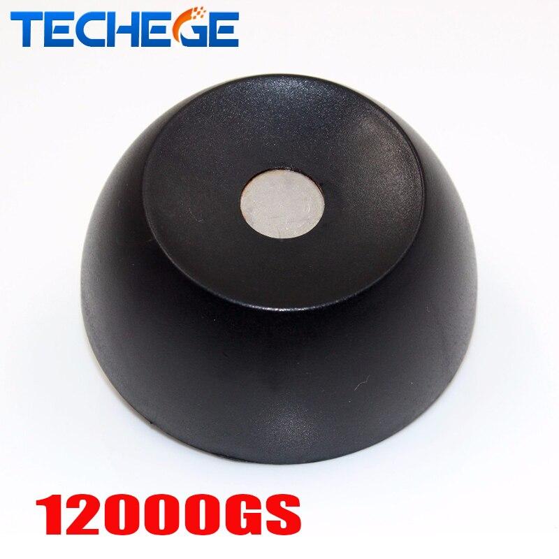 Techege Nuovo Super Golf Separatore di Sicurezza Tag Separatore di Golf Tag Separatore EAS Tag Remover Intensità Magnetica 12, 000GS