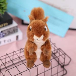 Fashion Simulation Squirrel Pl