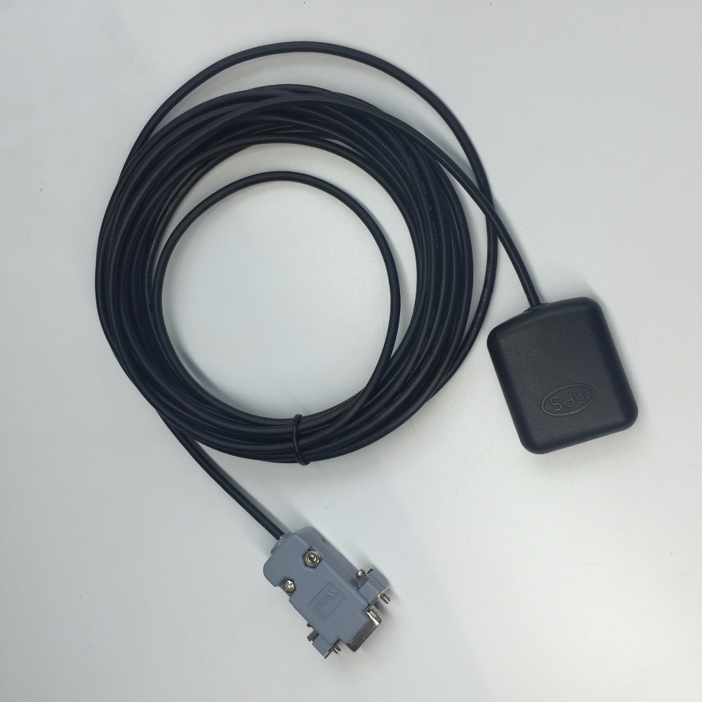 Free Shipping 5v Rs232 Db9 Rs 232 Gps Glonass Receiver Antenna Gnss Wiring Diagram Chip Module Designnmea0183 In From Automobiles Motorcycles On