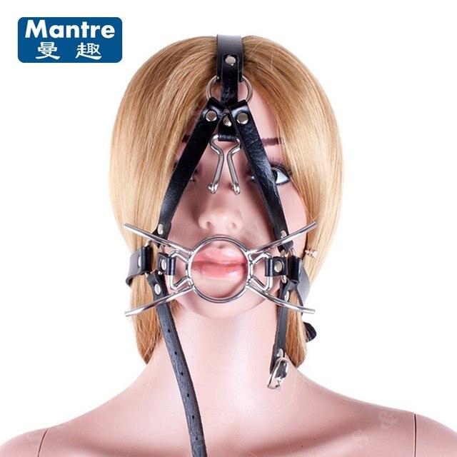 Open mouth bondage
