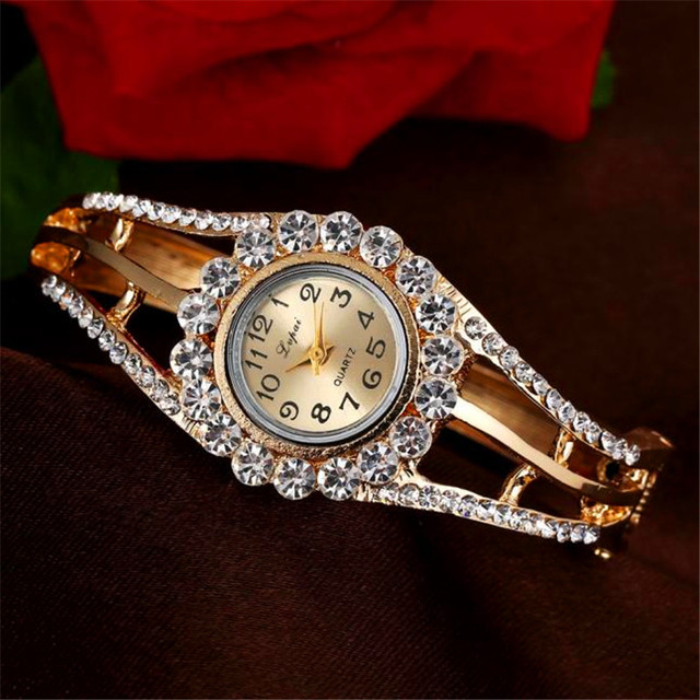 women watches 2018 luxury top new LVPAI Hot Sale Fashion Luxury Women's Watches