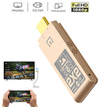 1080P HD TV Stick Digital HDMI Adapter Media Video Wireless Display Dongle screen receiver iOS Android Windows newest 2nd generation mirascreen digital hdmi media video streamer video resolution 1080p wifi display adapter