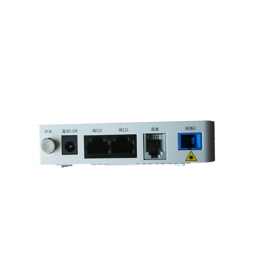 Original New Gpon ONU AN5506 02 B with 2*LAN port+1*Tel port FTTH Ont English Firmware Fiber Optical Terminal