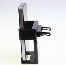Universal Car Phone Holder Air Vent Mount Stand Holder Plate Bracket